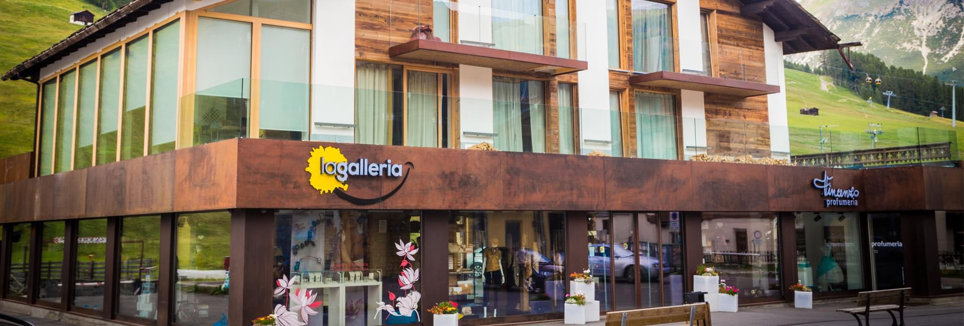 choose our store from among the best in livigno la
