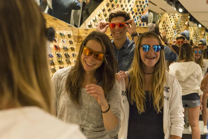 occhiali da sole ray ban livigno